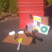 Ihut Worm Compost Bin