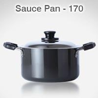 Hard Anodised Saucepans