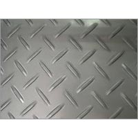 Checkered Steel Coils