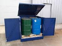 Chemical Storage Drums