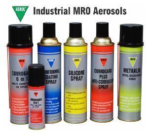 Industrial MRO Aerosols