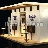3D Exhibition Stall Designing