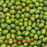South African Green Moong Dal