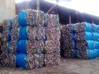 Plastic Bottle Scraps