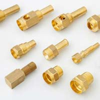 Brass Electrical Housing Components