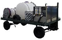 Aircraft Cleaning Waste Machine