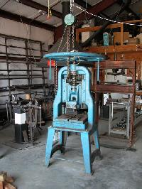 Hand Fly Wheel Screw Press