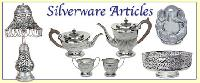 Silver Gift Articles