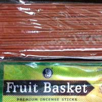 Fruit Basket Fancy Incense Sticks
