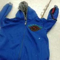 Mens Hooded Jacket 03