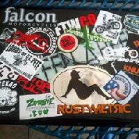 Bike Stickers (decals)