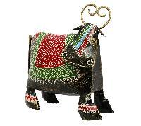 Elegant Decorative Cow