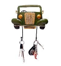 Vintage Car Key Ring Holder