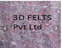 non woven needle punched felt