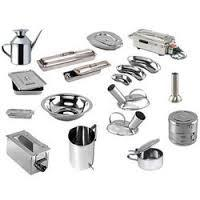 Stainless Steel Hospital Hollowares