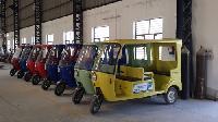Electric Rickshaws