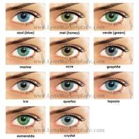 Solotica Hidrocor Color Eyes Contact Lenses