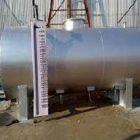 Stainless Steel Chemical Storage Tank
