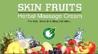 Skin Fruit Massage Cream