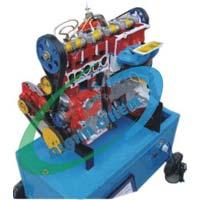 4 Stroke 4 Cylinder Diesel Engine