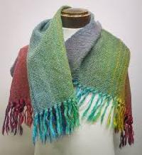 handwoven handcrafted scarves