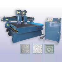 CNC Stone Engraving Machine (ST1325 2Z)