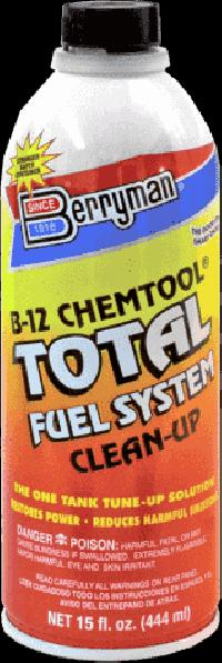 Chemtool Total Fuel System Clean-up