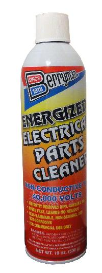 Energized Electrical Parts Cleaner