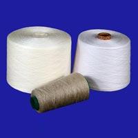 T White Linen Yarn