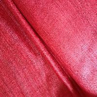 Tussar Polyester Fabric