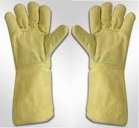 kevlar heat resistant gloves