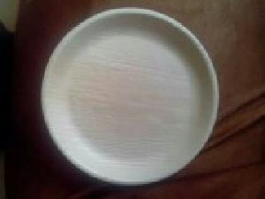 Areca leaf plate Round 12'