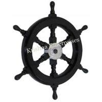 Black Ship Wheel 18