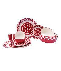 Tibros Stoneware 22 Pcs. Dinner Set