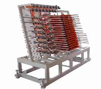 spiral paper core winding machine
