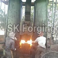 Closed Die Forging