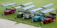 Solar Rickshaw