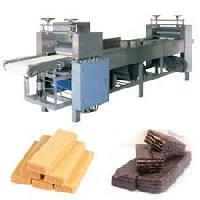Chocolate Wafer Machine