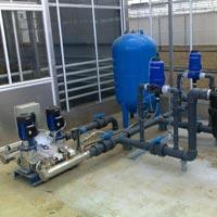 Irrigation System Work