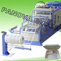 Automatic EPS Plastic Product Making Machine