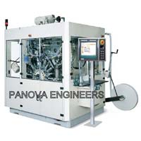 High Speed Paper Cup Making Machine (PE HSPCMM 01)