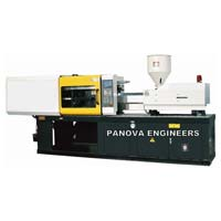 Horizontal Plastic Injection Molding Machine