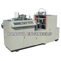Paper Cup Making Machine (PE PCMM 01)