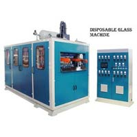 Thermoforming Plastic Glass Making Machine