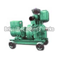 Single Cylinder Air Cooled Generator Set