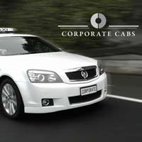 Corporate Cab Services