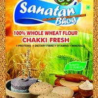 Sanatan Bhog Chakki Fresh Wheat Flour