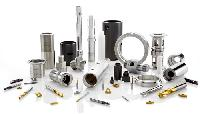 Precision Turned Machine Components