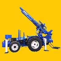 Tractor Mounted Drill
