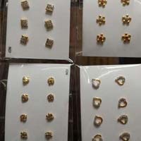 Gold Nose Pins